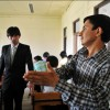 Kabul: One of the first deaf university students in Afghan history
