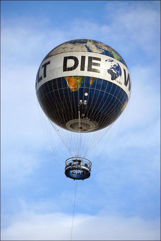 the crude balloon