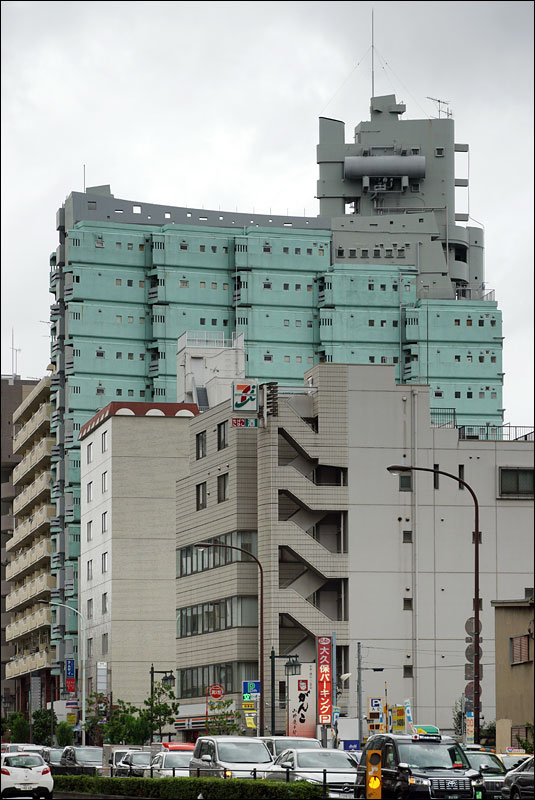 a building or a battleship